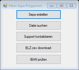 DLL-Funktionsaufruf aus Anwendung